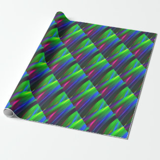 Abstract 900 wrapping paper