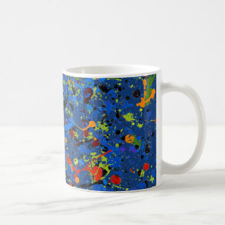 Abstract #913 coffee mug