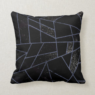 Abstract #938 throw pillow