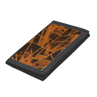 Abstract #944 trifold wallet