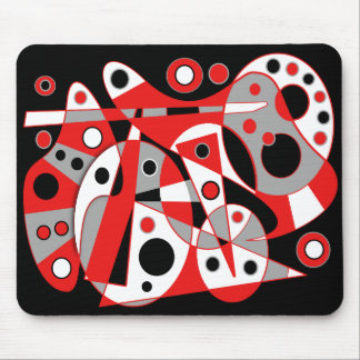 Abstract #961 mouse pad