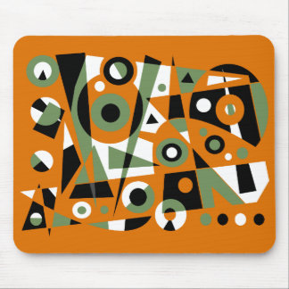 Abstract #977 mouse pad