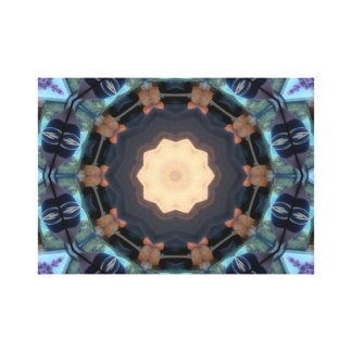 Abstract 999 canvas print