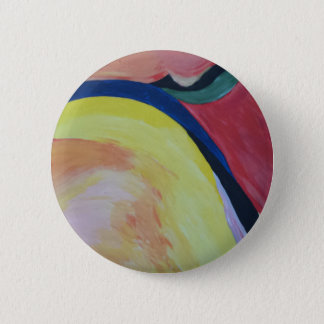Abstract Acrylic Design 1 2 Inch Round Button