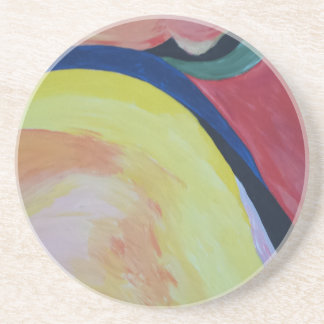 Abstract Acrylic Design 1 Coaster