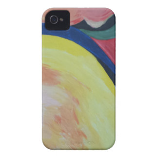 Abstract Acrylic Design 1 iPhone 4 Covers