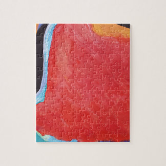 Abstract  Acrylic Design 2 Jigsaw Puzzle