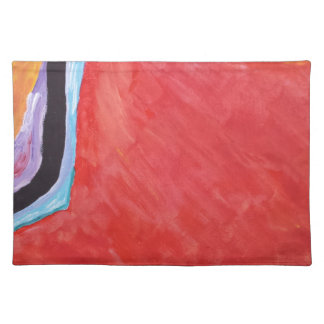 Abstract  Acrylic Design 2 Placemat