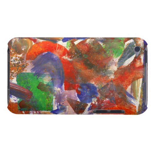 Abstract - Acrylic - Synthesis Case-Mate iPod Touch Case