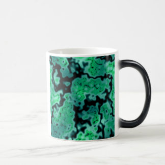 Abstract Algae Magic Mug