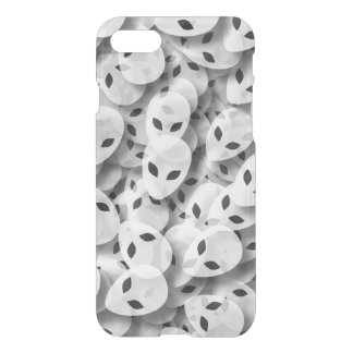 Abstract Aliens iPhone 7 Case