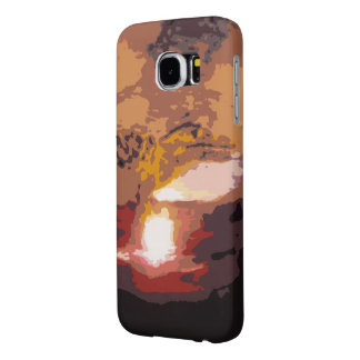 Abstract Alligator Reptile Art Samsung Galaxy S6 Cases