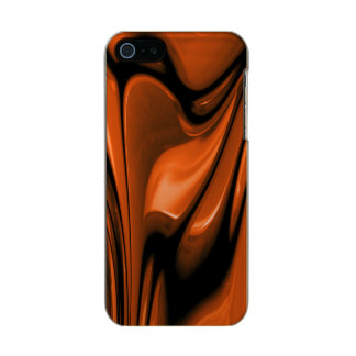 Abstract Amber Ocean Incipio Feather® Shine iPhone 5 Case