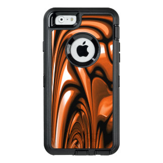 Abstract Amber Ocean OtterBox iPhone 6/6s Case