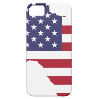 Abstract America Art Texas iPhone 5 Covers