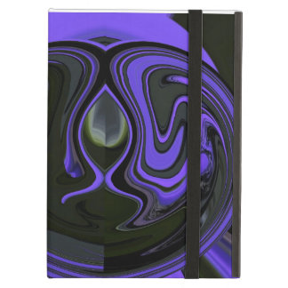 Abstract Amethyst Psychedelia 4 iPad Powis Case