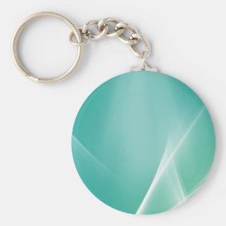 Abstract Anahtarlık Basic Round Button Keychain