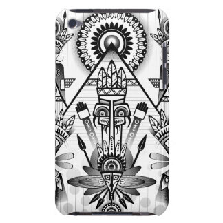 Abstract Ancient Native Indian Tribal Case-Mate iPod Touch Case