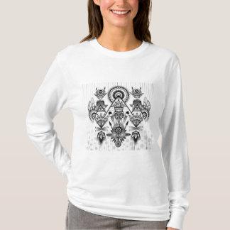 Abstract Ancient Native Indian Tribal T-Shirt