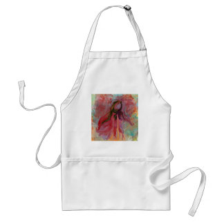 Abstract Angel in Pastels Standard Apron