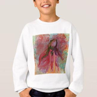 Abstract Angel in Pastels Sweatshirt