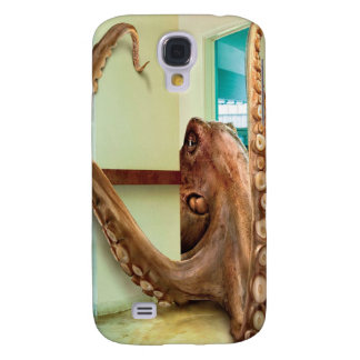 Abstract Animal Home Octopus