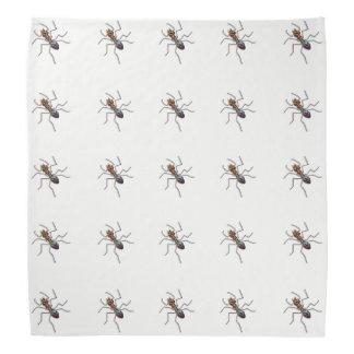 Abstract ant. kerchiefs