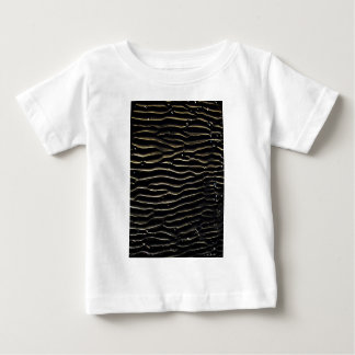 Abstract Antique Junk Style Fashion Art Solid Shin Baby T-Shirt