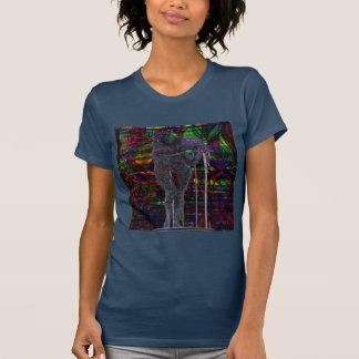 Abstract Aquarius Goddess T-Shirt