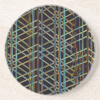 Abstract Architecture Coaster