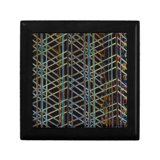 Abstract Architecture Gift Box