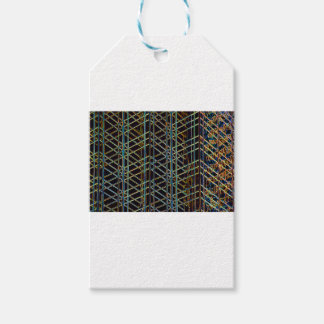 Abstract Architecture Gift Tags