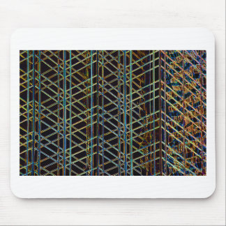 Abstract Architecture Mouse Pad