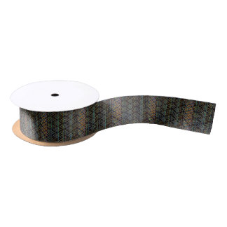 Abstract Architecture Satin Ribbon
