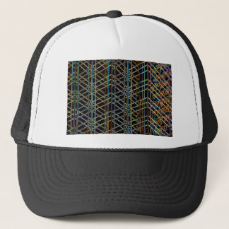 Abstract Architecture Trucker Hat