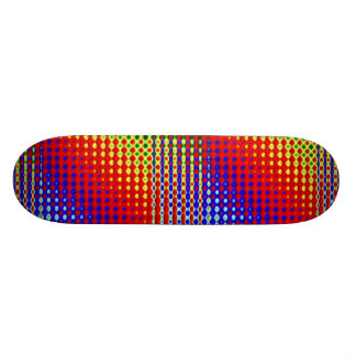 Abstract Art 121 Skateboard