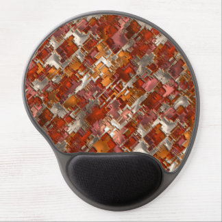 Abstract Art 130 Gel Mousepad