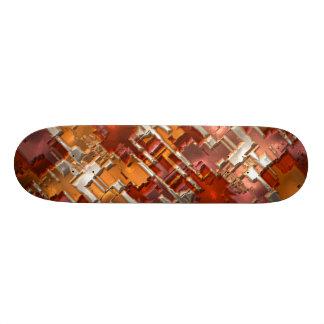 Abstract Art 130 Skateboard