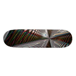 Abstract Art 144 Skateboard
