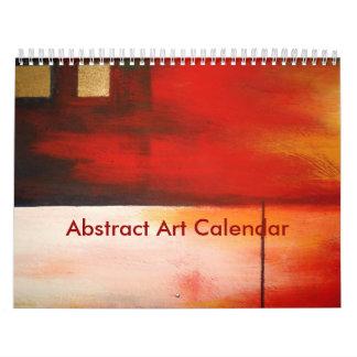 Abstract Art 2017 Wall Calendars
