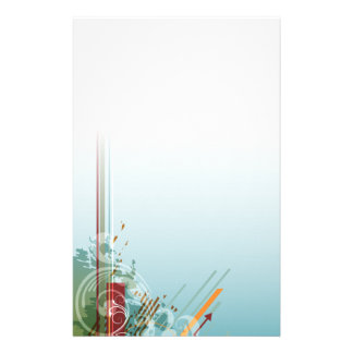 Abstract Art 28 Stationery