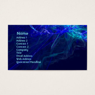 Abstract Art 2 Business Card