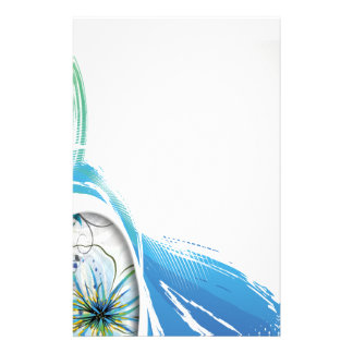 Abstract Art 30 Stationery