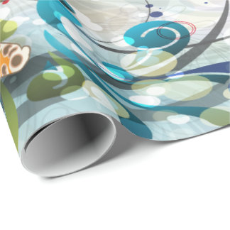 Abstract Art 30 Wrapping Paper