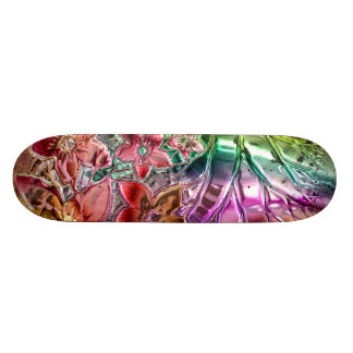 Abstract Art 99 Skateboard