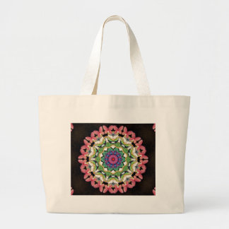 ABSTRACT ART CANVAS BAGS