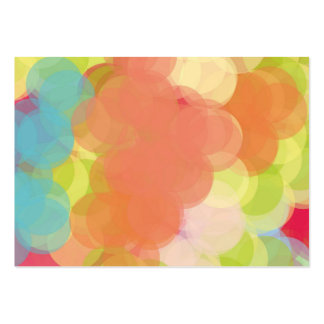 Abstract Art Business Cards