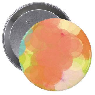 Abstract Art Pin