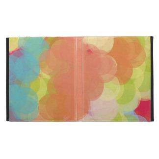 Abstract Art iPad Folio Case