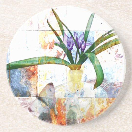 Abstract Art Coaster